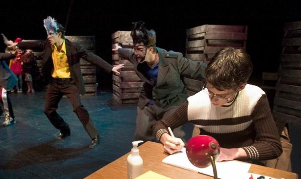 jonge schrijvers jeugdtheaterschool-meeuw jonge theatermakers