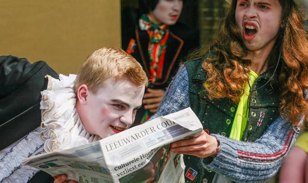 nieuws jeugdtheaterschool- meeuw jonge theatermakers