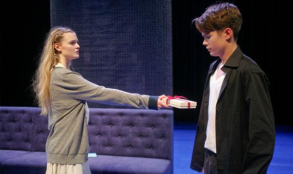 jeugdtheaterschool - meeuw jonge theatermakers