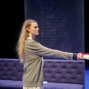 Merel Staalstra jeugdtheaterschool Meeuw jonge theatermakers
