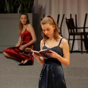 Tessa Okkema jeugdtheaterschool Meeuw jonge theatermakers