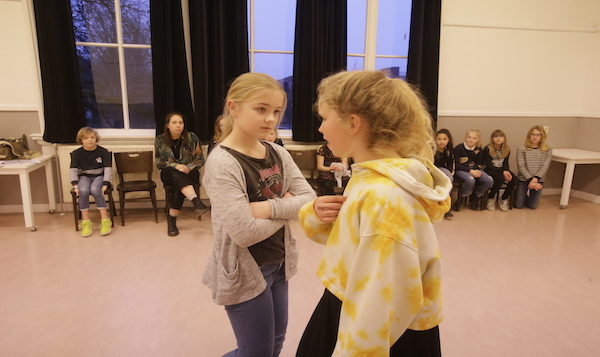 Jeugdtheaterschool junior - meeuw jonge theatermakers